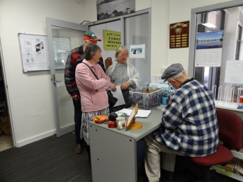 Family History visitors at Ulladulla