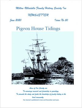 Pigeon House Tidings